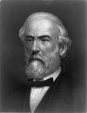 Portrait Robert E. Lee
