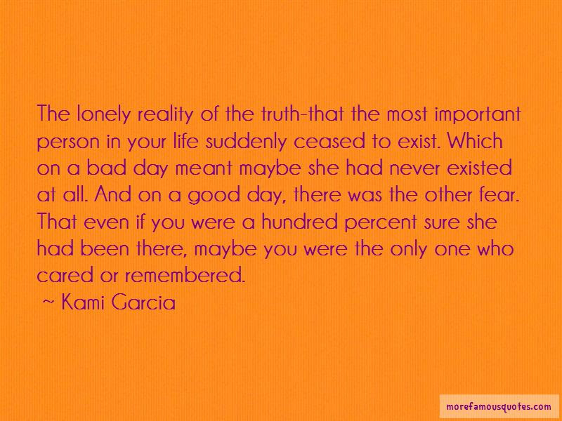 Quotes About Most Important Person In Your Life Top 29 Most