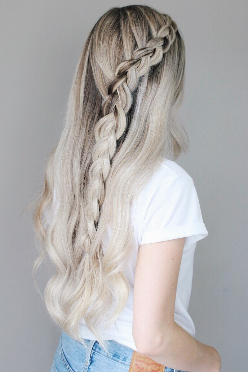 EASY Back To School Hairstyles Alex Gaboury