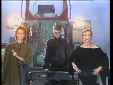 Propaganda - Toronto Canada Live 07.10.1985