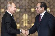 Dibantu Rusia, Mesir Segera Bangun PLTN Pertamanya