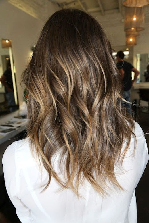 Le Fashion Blog -- Hair Inspiration: Brunette Hair With Subtle Highlights -- Via Jonathan And George photo Le-Fashion-Blog-Hair-Inspiration-Brunette-Hair-With-Subtle-Highlights-Via-Jonathan-And-George.jpg