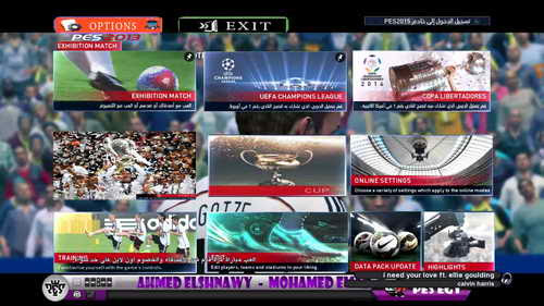 Patch PES 2013 Nova Premium League Terbaru