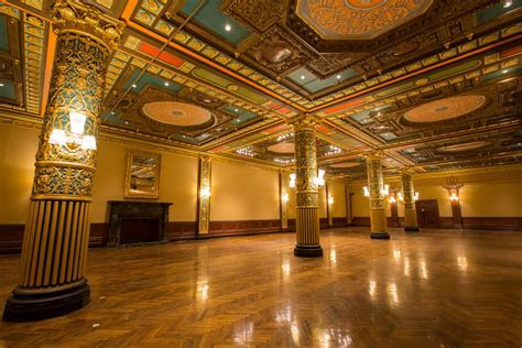 Event Spaces ? The Prince George Ballroom