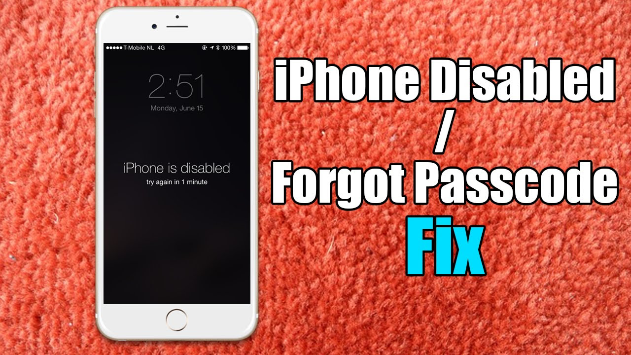 Unlock iPhone Passcode Without iTunes Restore - activation lock remove Tools iCloud bypass