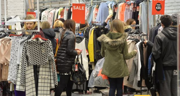 A budget boost would mean more disposable income for hard-pressed consumers. Photograph: Alan Betson/The Irish Times