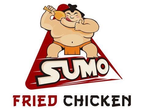 sribu logo design logo desain  sumo fried chicken