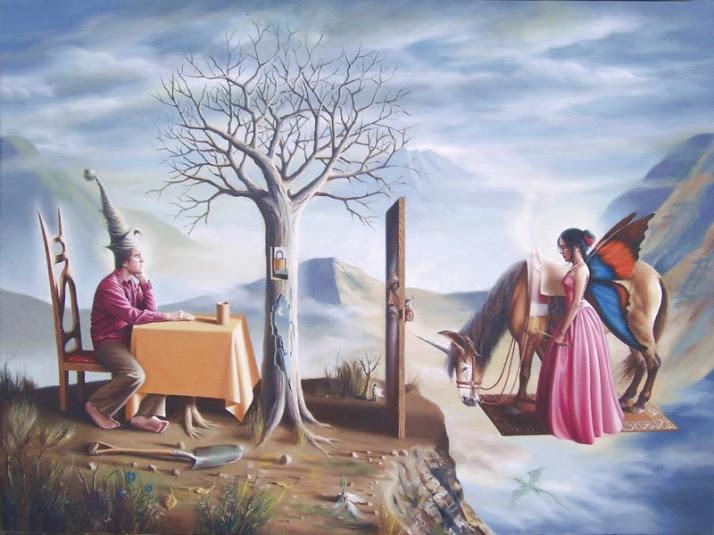 Unicornio, by Salvador Nunez, shared as part of the Peru Arte Valor effort.