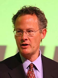 Nicholas Carr speaking at the VINT Symposium h...