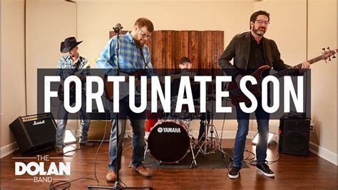 Fortunate Son   Creedence Clearwater Revival   Cover by