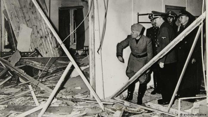 Hitler assassination attempt in Wolf's Lair (Foto:picture-alliance)