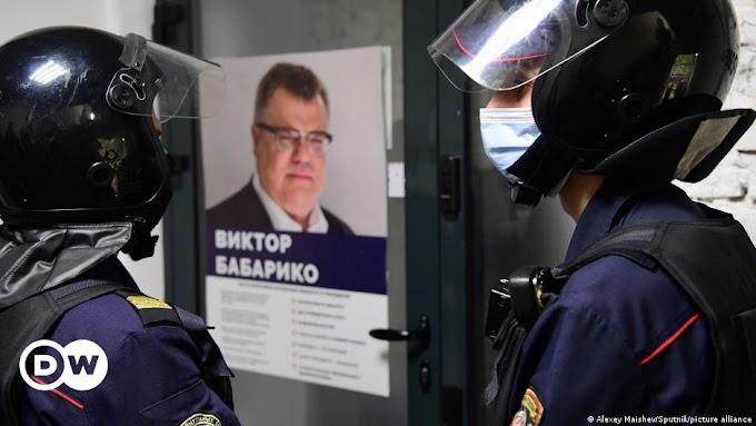 В чем обвиняют Виктора Бабарико на суде в Минске
