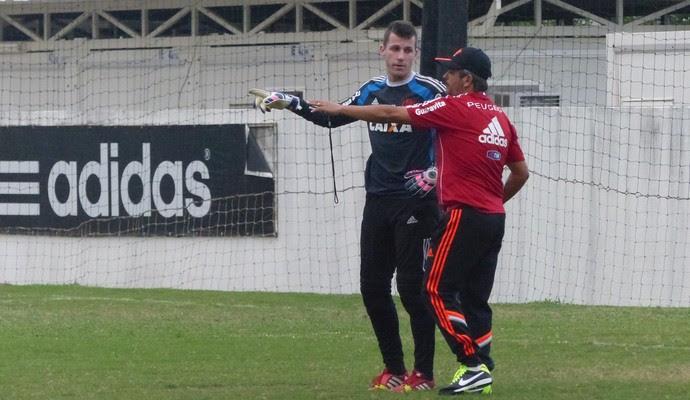 Paulo Victor e Ney Franco (Foto: Raphael Bózeo)