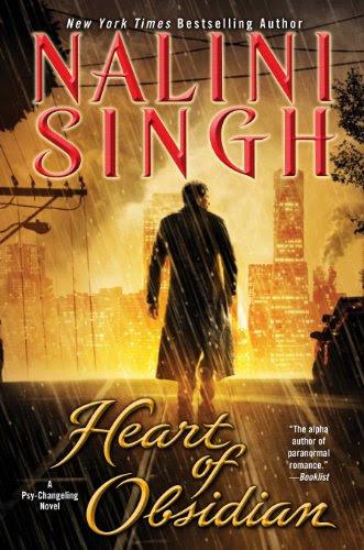 Heart of Obsidian (PSY/CHANGELING) by Nalini Singh