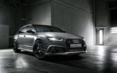 2015 Audi RS6 Avant Exclusive Wallpaper   HD Car Wallpapers