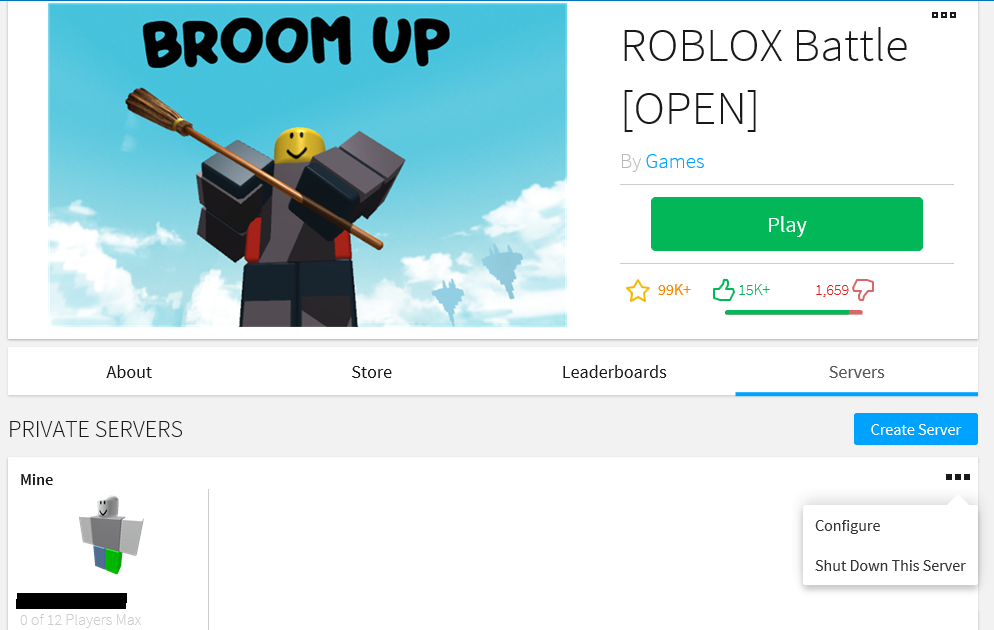 Roblox Private Server Discord | Free Robux 10000