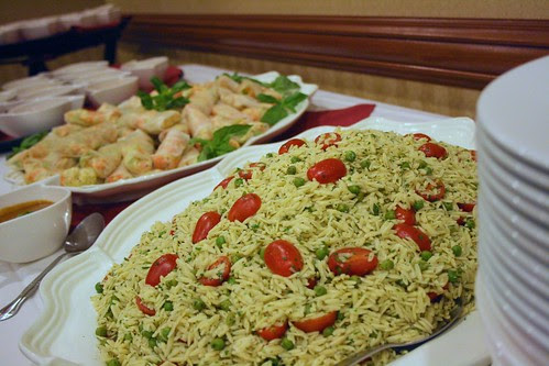 Farfalle & Herb Salad with Peas