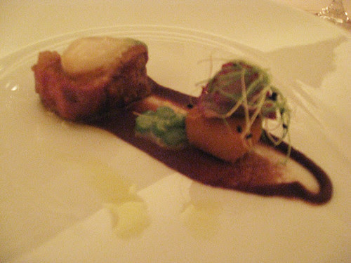 Media Dinner by Top Chef Contestant Michael Voltaggio at The Dining Room