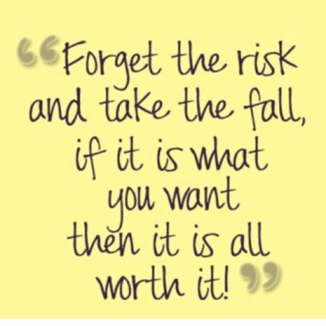 Take The Chance Love Quotes Quotes About Taking Chances And Risks