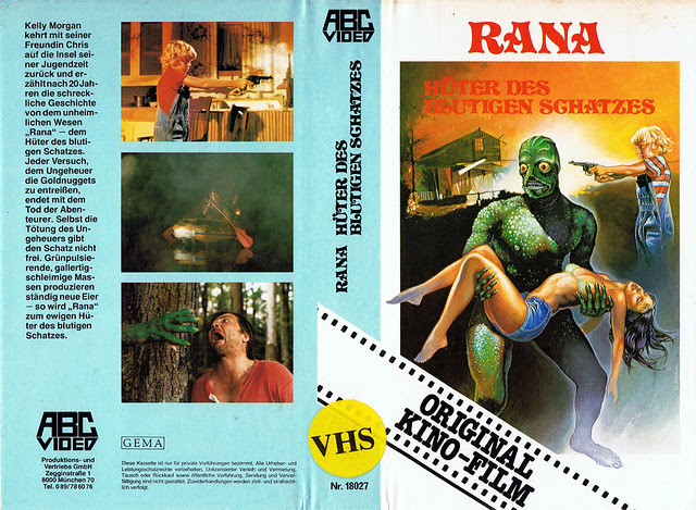 Rana (VHS Box Art)