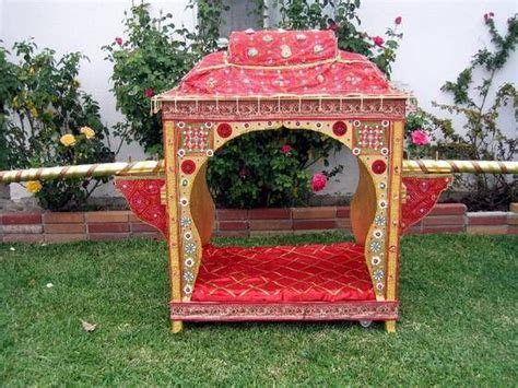 We provide Palanquin Services (Palki) in india, which are