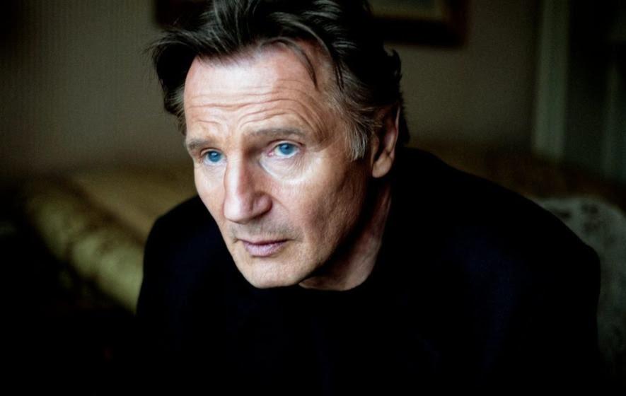 Liam Neeson steps down from Ballymena boxing club amid abortion row