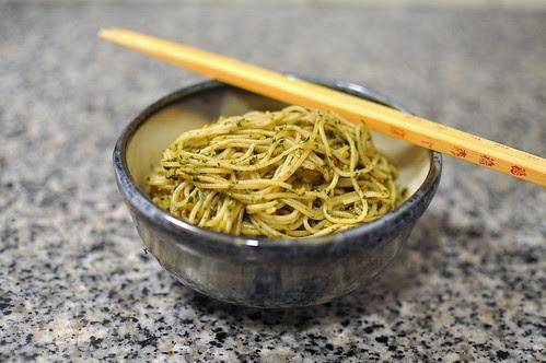 Thai Basil Pesto