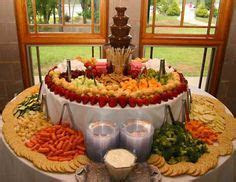 79 Best Chocolate Fountain Set Up Ideas images   Chocolate