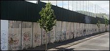 Northern Ireland peace wall