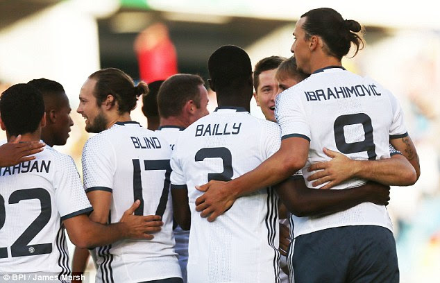 Rooney says the new stars, and the emerging youngsters, will revive United's fortunes