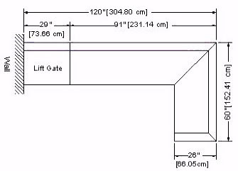 L Shaped Bar Plans Free Pdf Plans 8x10x12x14x16x18x20x22x24 Diy Building Shed Blueprints New Woodworking Plans