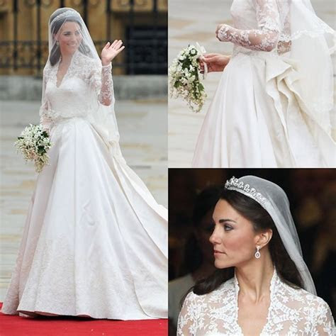Kate Middleton's Wedding Dress   POPSUGAR Fashion Middle East