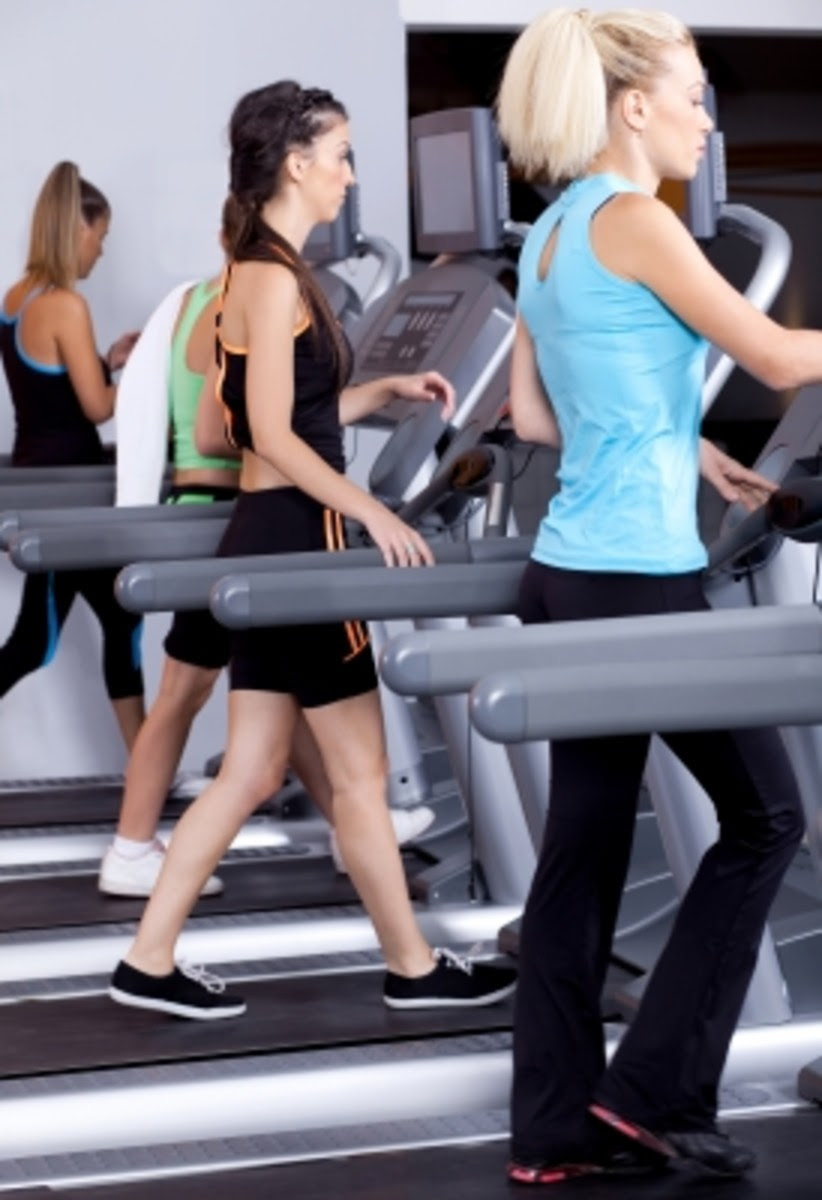 Even brisk walking can increase energy.