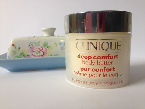 Clinque Body Butter Review