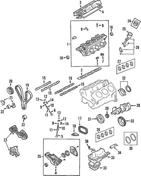 2005-2009 Hyundai Bearing Set 23060-37210 | hyundaiparts