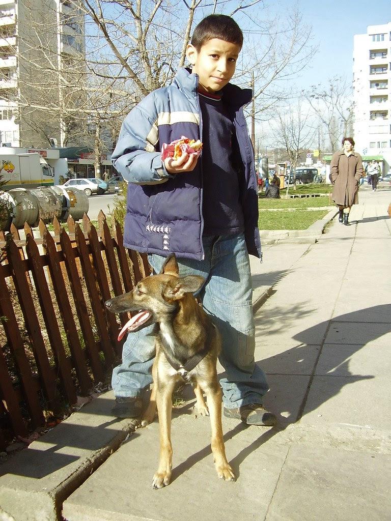 Тито и куче Арчи