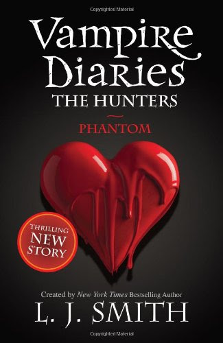 Phantom: v. 8 (The Vampire Diaries)