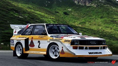 Audi Audi Quattro Cars Rally Cars Sports Car Old Cars
