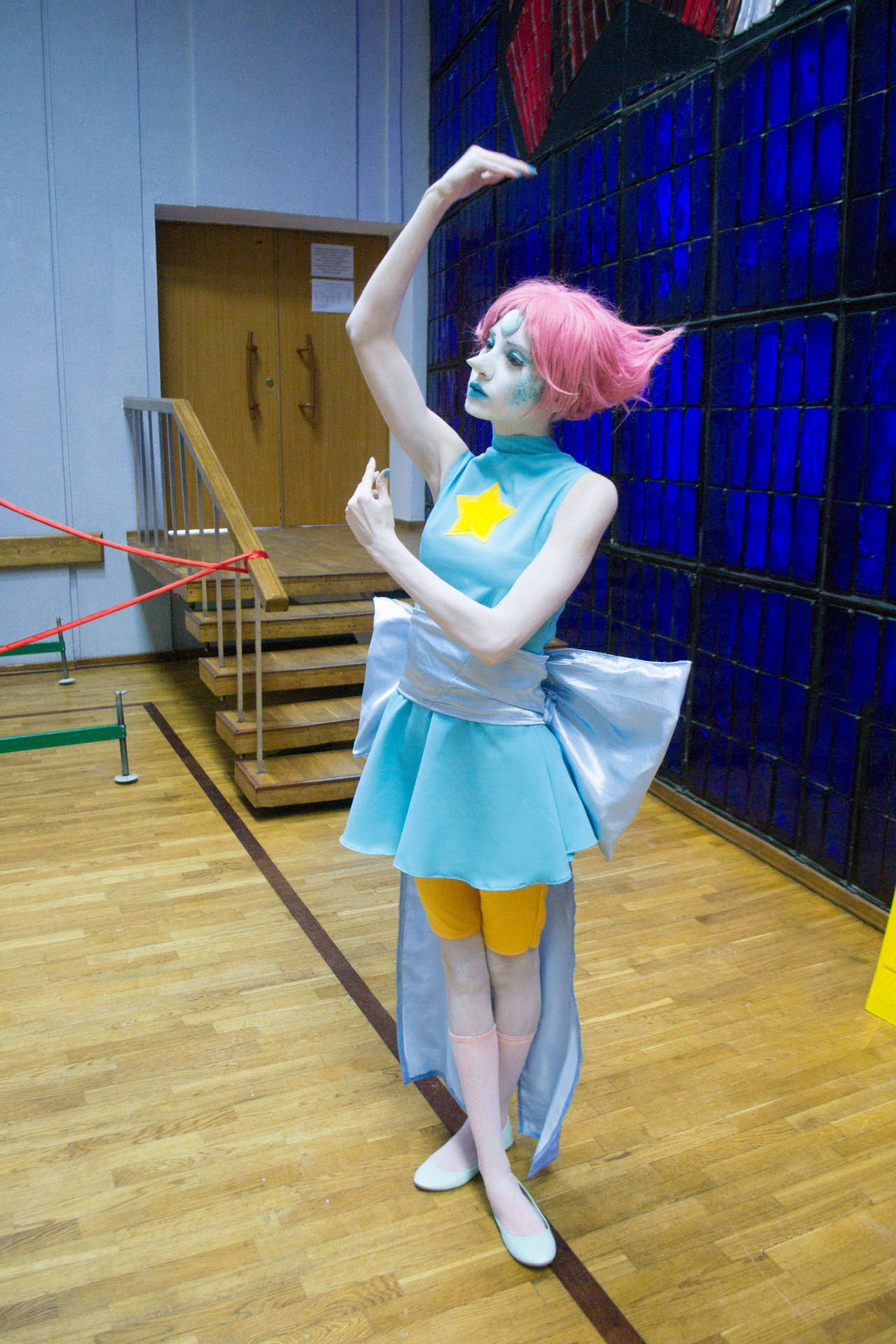 Pearl and Sapphire cosplay Instagram YouTube Channel