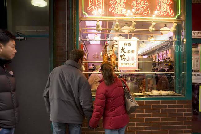 Roast Duck, Chinatown