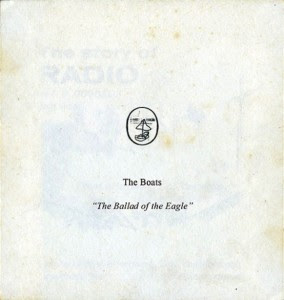 The boats - The ballad of the eagle