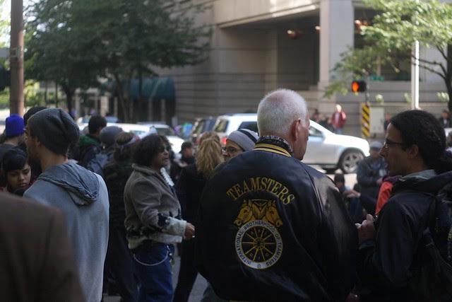 #OccupyPortland - 10/12/2011