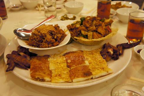 'Hang Fah' Chicken & Fresh Prawn Rojak