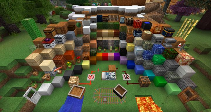 Minecraft Forum Texture Pack Faithful Gambleh G