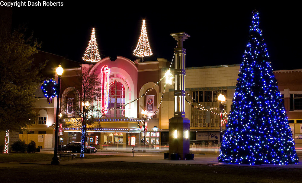 Christmas in Knoxville | Dash Roberts Photography