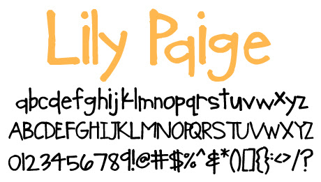 click to download Lily Paige