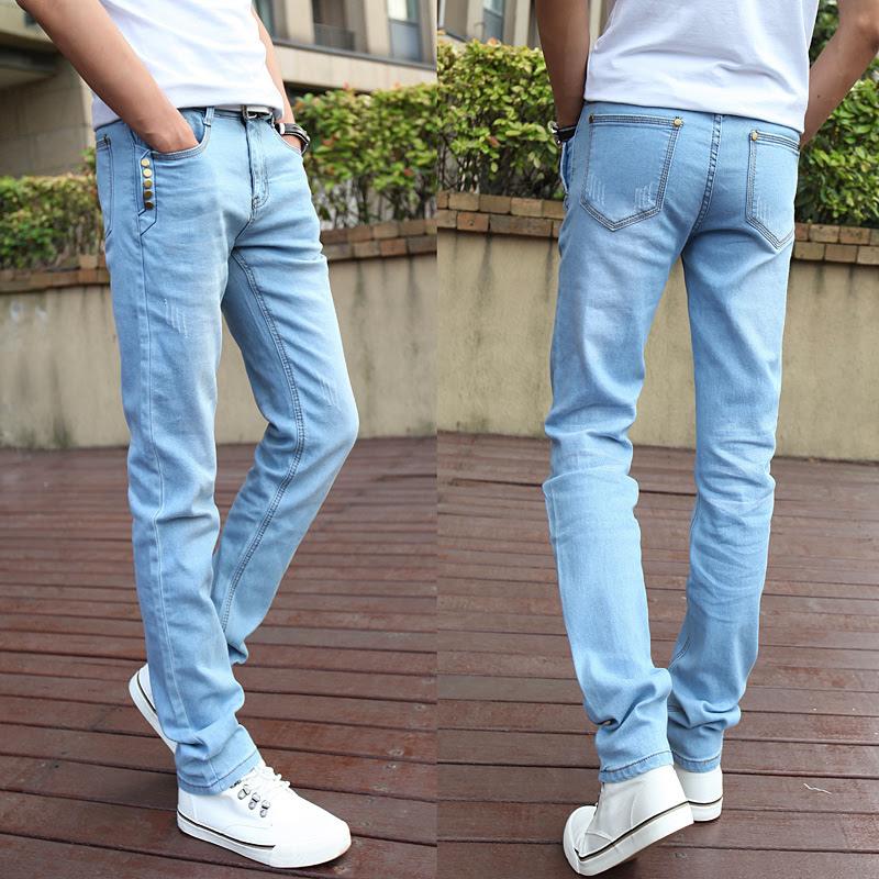 light denim jeans for men ye jean