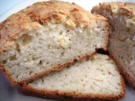 How to make plain bread without yeast - Bread Diaries