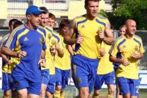 Сборная Украины накануне Евро-2012 будет тренироваться в Турции и Австрии