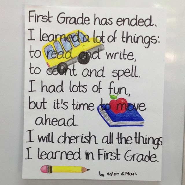 School Quotes For The End Of First Grade 5 Quote